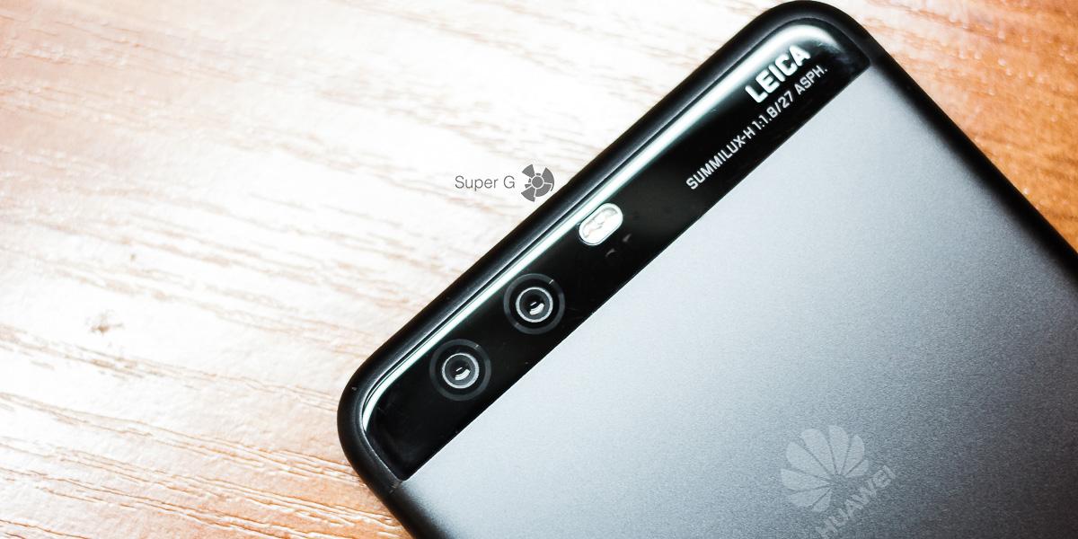 Leica Summilux-H Huawei P10 Plus