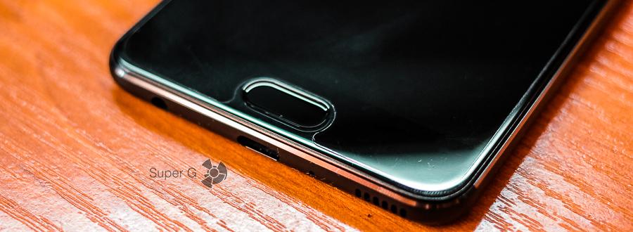 Сканер отпечатков пальцев Huawei P10 Plus