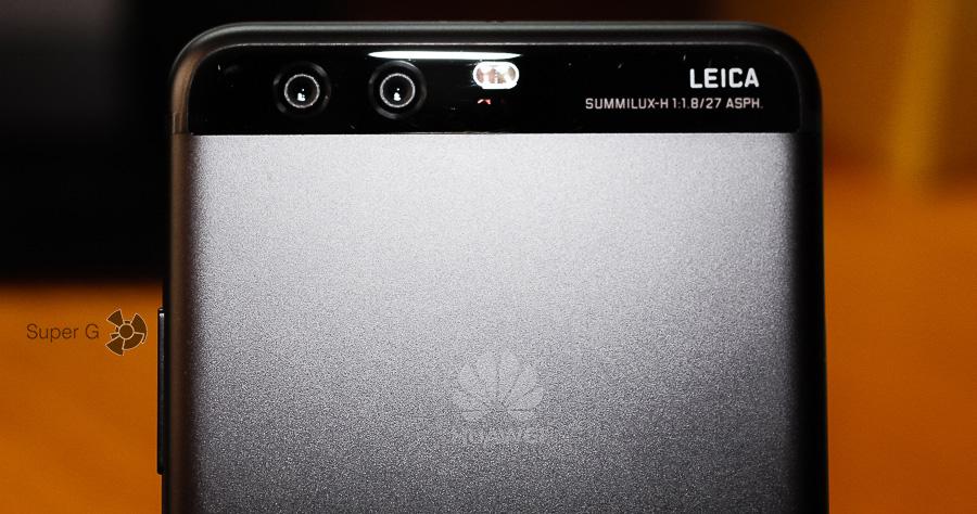 Двойная камера Leica Huawei P10 Plus