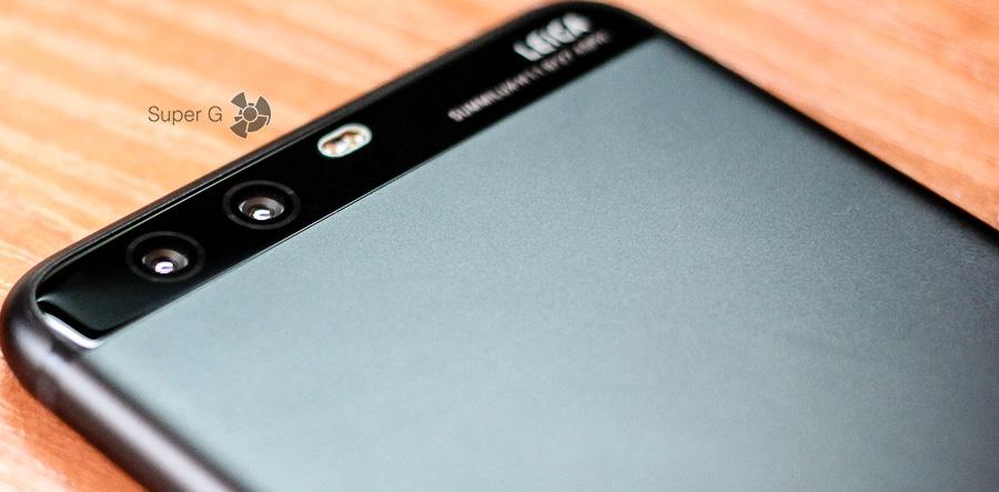 Качество фото Huawei P10 Plus