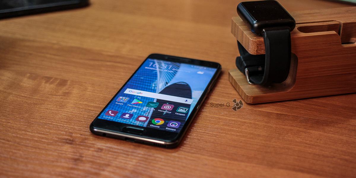 Отзывы Huawei P10 Plus