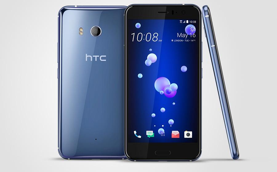 HTC U 11 дизайн
