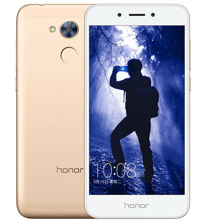 Honor 6A золотой