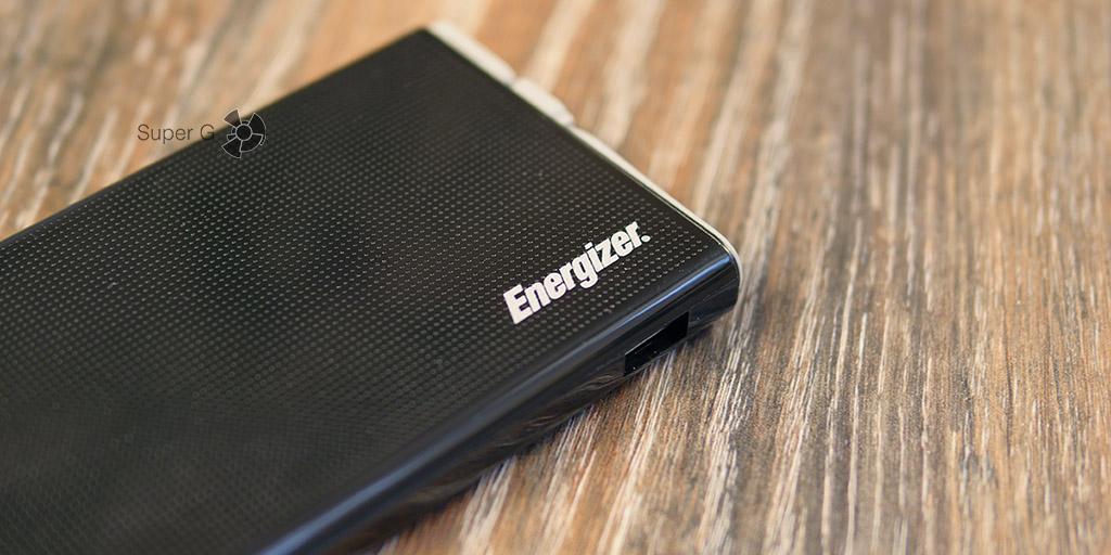 Отзывы о Energizer UE10004 портативный аккумулятор для зарядки смартфонов - сразу двух