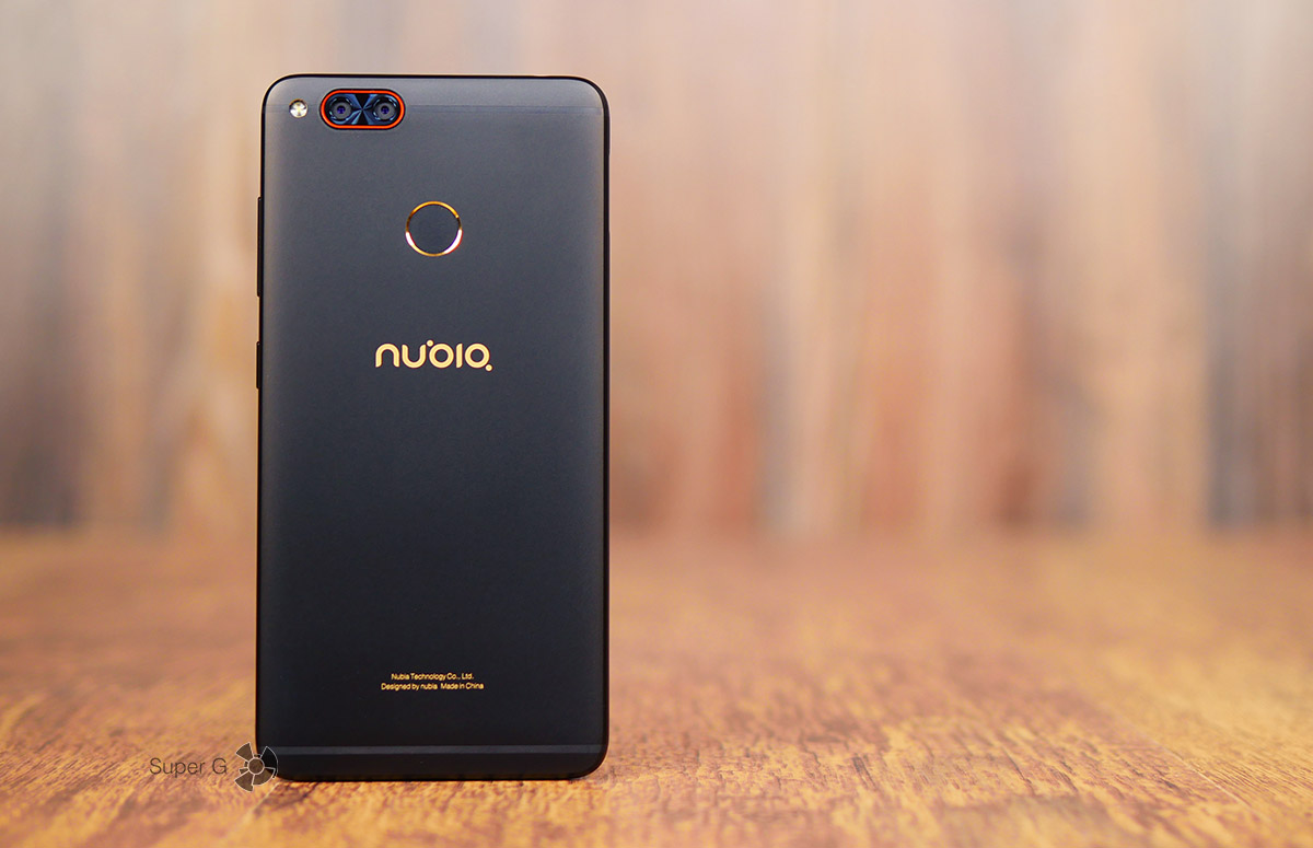 Цена смартфона Nubia Z17 mini