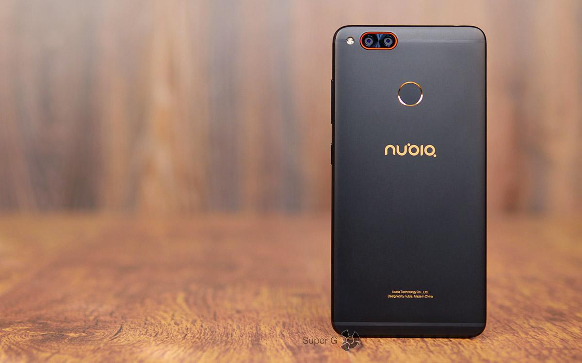 Где купить смартфон Nubia Z17 mini