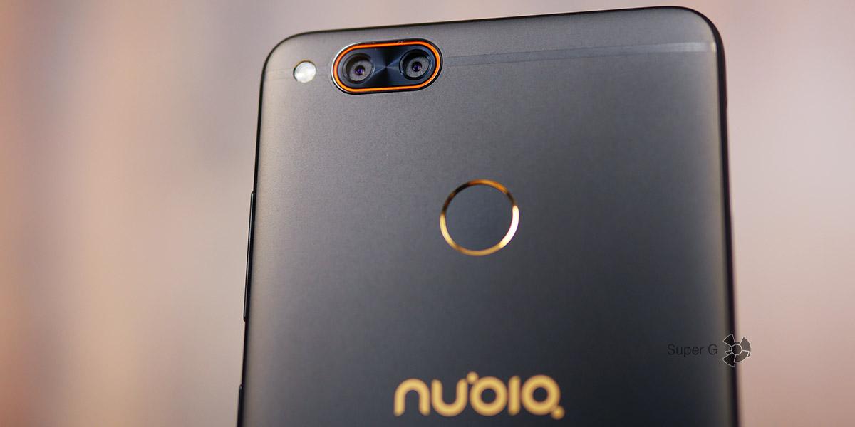 Тест камер смартфона Nubia Z17 mini