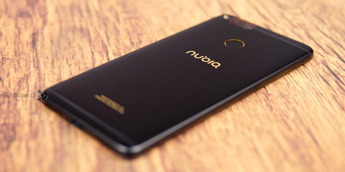 Отзывы о смартфоне Nubia Z17 mini