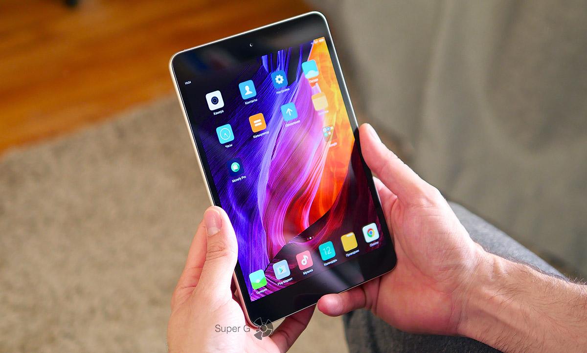 Актуален ли планшет Xiaomi Mi Pad 3 в 2017 году?
