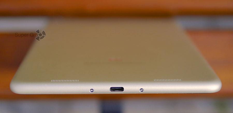 Xiaomi Mi Pad 3 оснащён портом USB Type-C