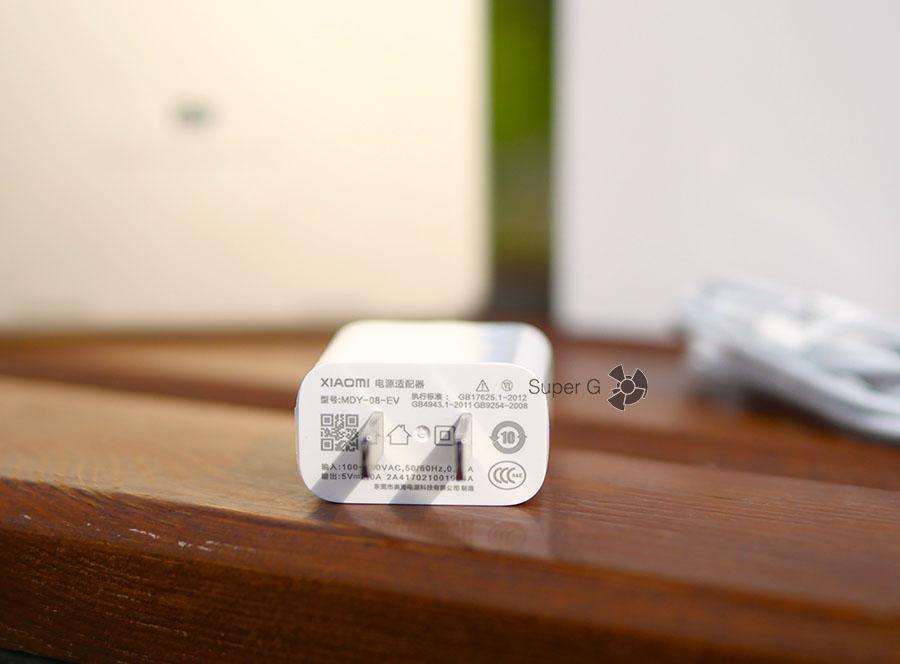 Зарядное устройство для Xiaomi Mi Pad 3