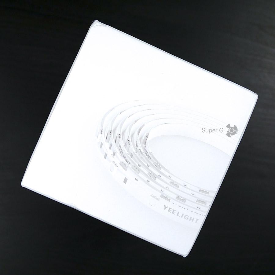 Коробка из-под Xiaomi Yeelight Lightstrip