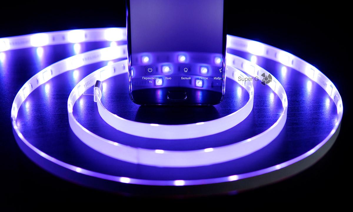 LED-подсветка Xiaomi Yeelight Lightstrip