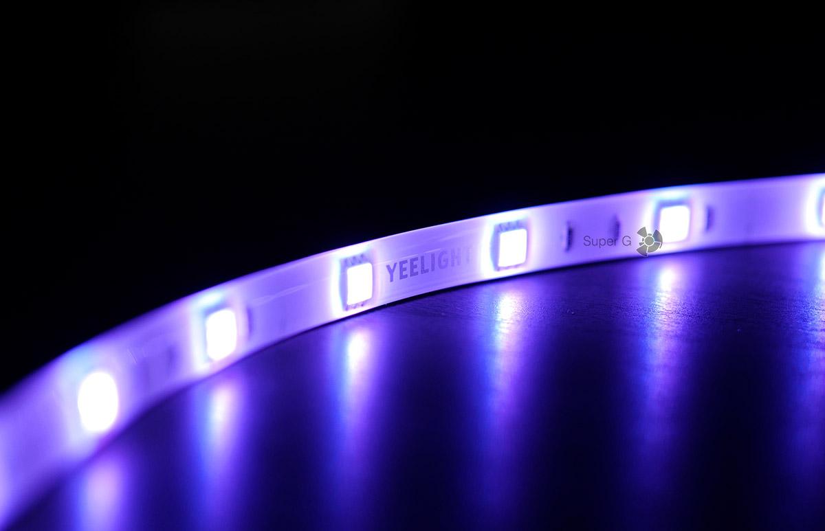 LED-светодиоды в Xiaomi Yeelight Lightstrip