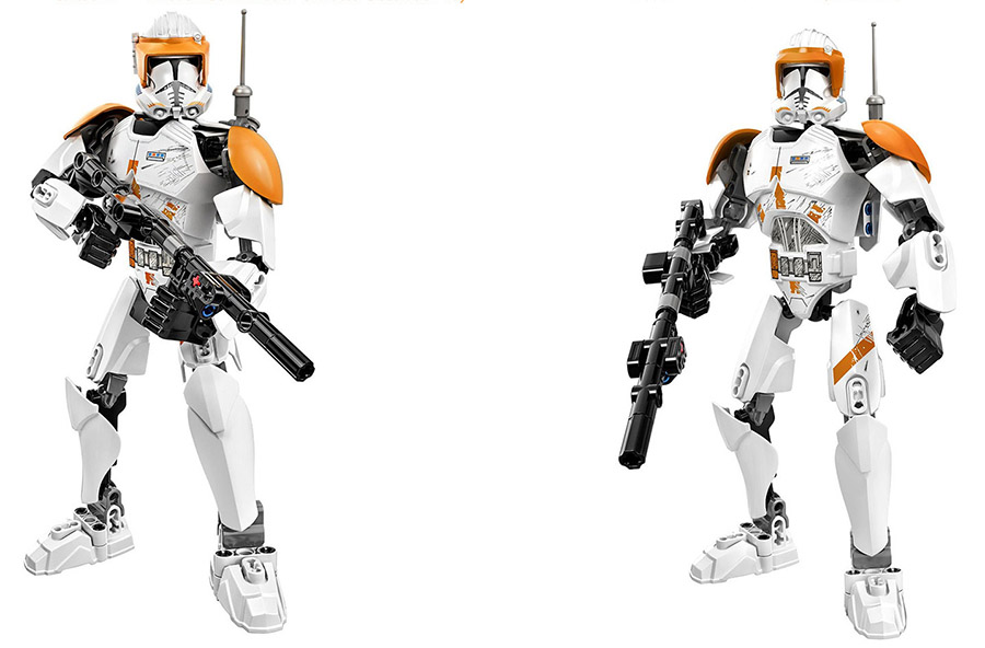 Stormtrooper from Star Wars - toy
