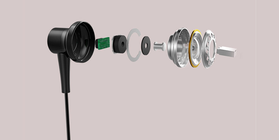 Xiaomi Mi Headphones USB Type-C характеристики