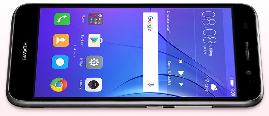 Huawei Y3 дизайн