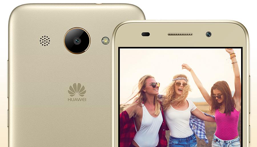 Huawei Y3 камера