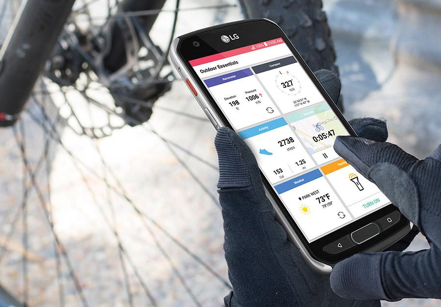 LG X Venture — защищенный смартфон на Snapdragon 435