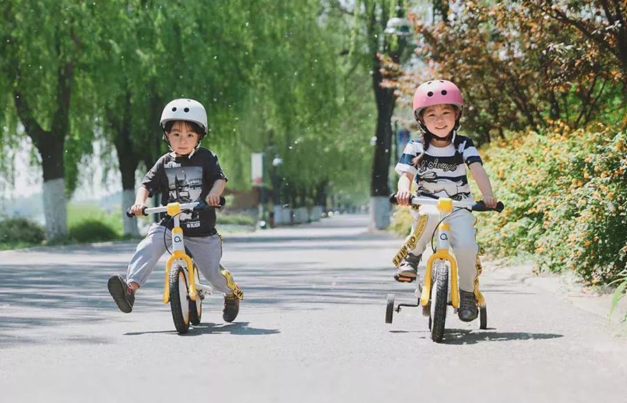 Детский велосипед Xiaomi