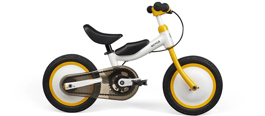 Xiaomi Qicycle Children Bike дизайн