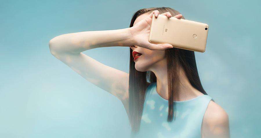Xiaomi Mi Max 2 дизайн
