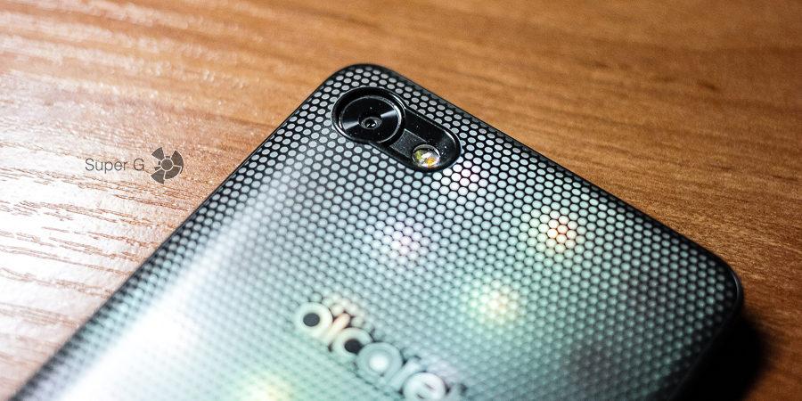 Камера Alcatel A5 LED