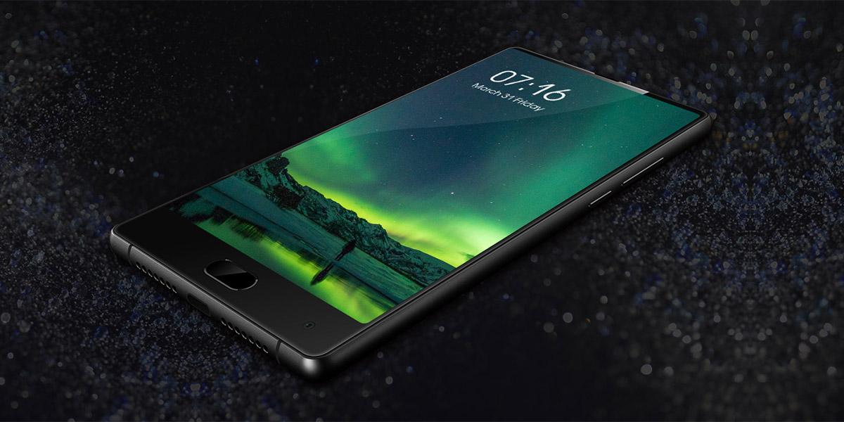 Безрамочный смартфон Maze Alpha выходит на рынок