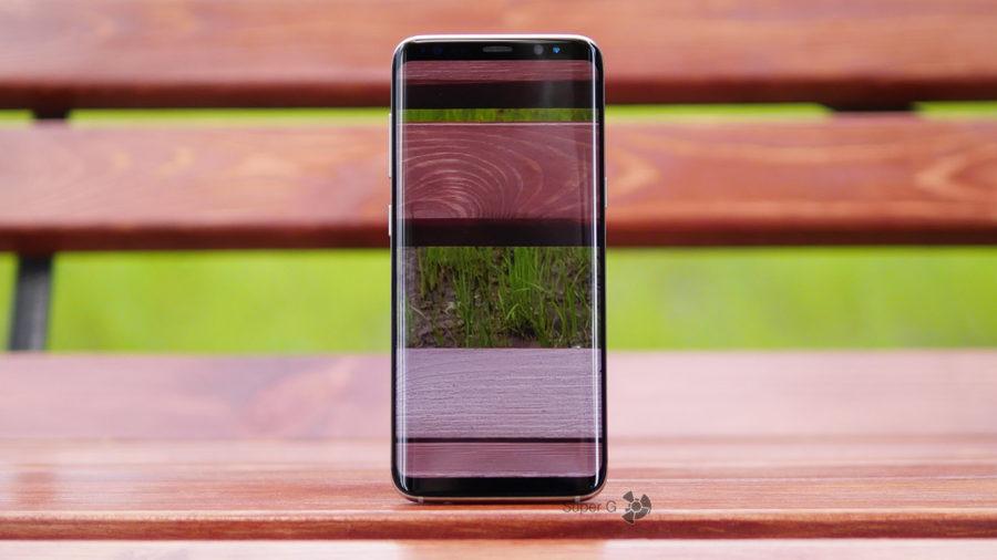 Обзор смартфона Samsung Galaxy S8