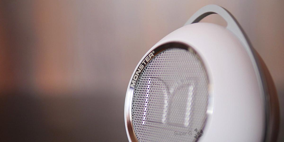 Качество звука Monster SuperStar HotShot Bluetooth