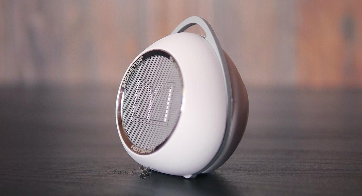 Портативная беспроводная колонка Monster SuperStar HotShot Bluetooth