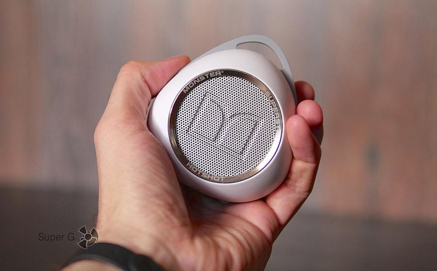 Размеры Monster SuperStar HotShot Bluetooth