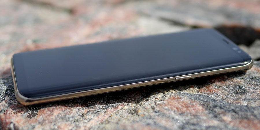 Кнопка включения Samsung Galaxy S8