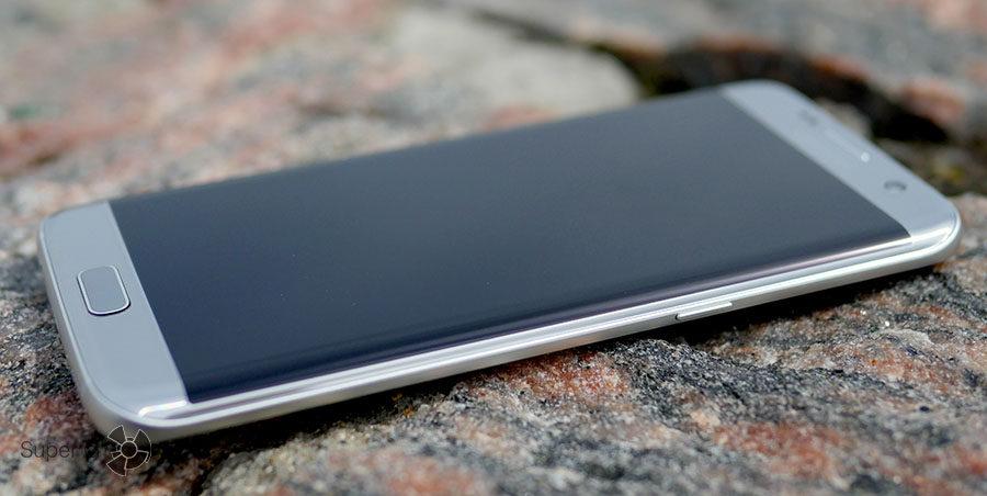 Кнопка включения Samsung Galaxy S7 Edge