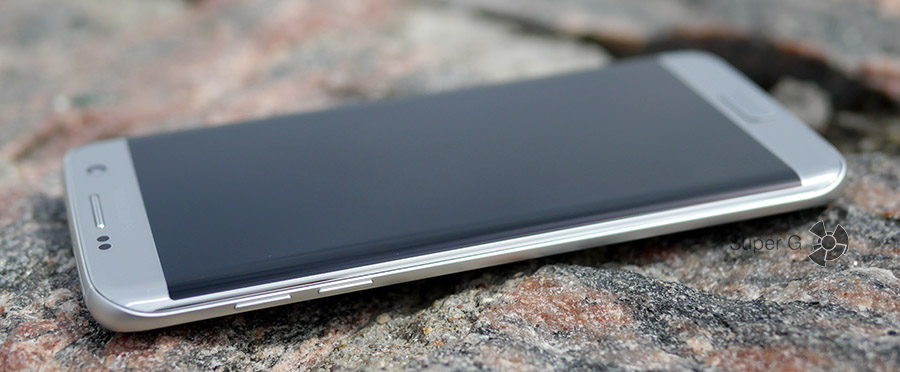 Клавиши регулировки громкости Samsung Galaxy S7 Edge
