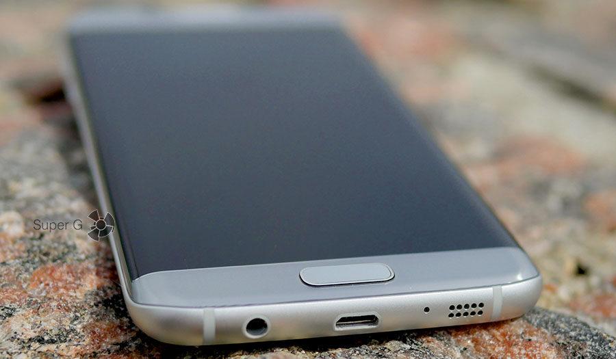 Разъёмы Samsung Galaxy S7 Edge