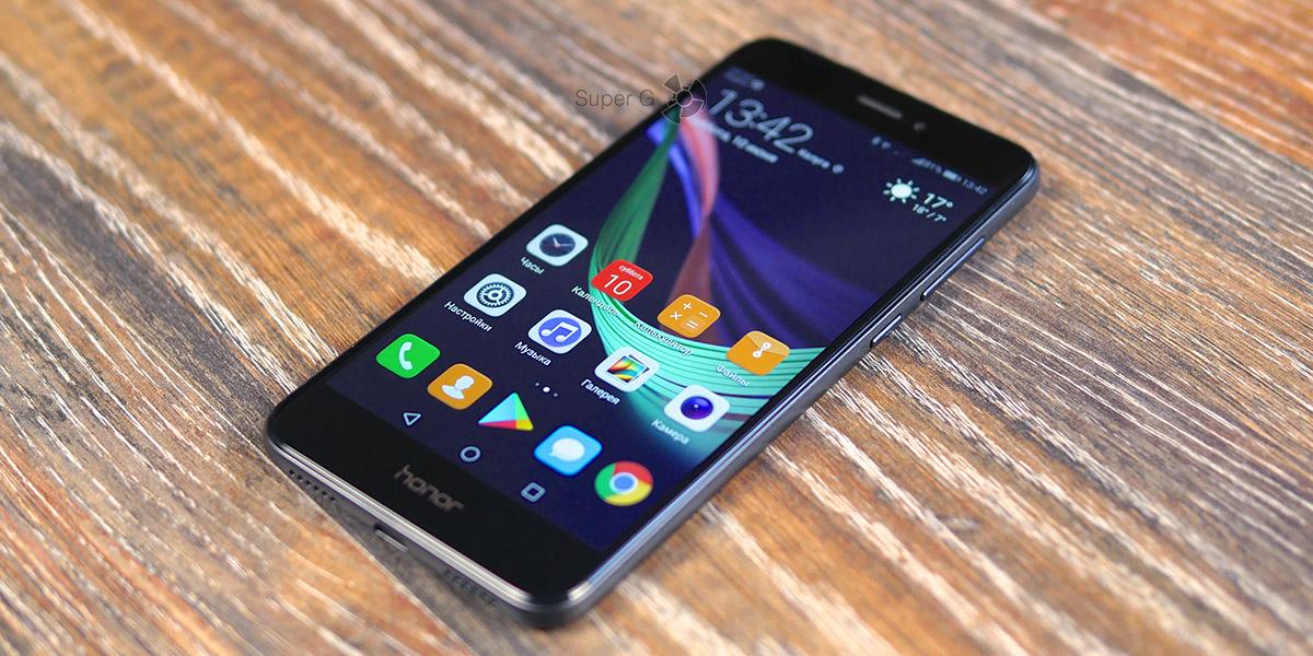 Обзор смартфона Honor 8 Lite - почти получилось