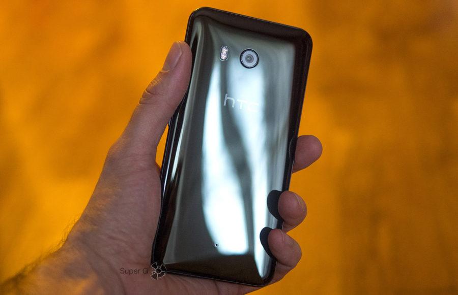 Технические характеристики HTC U11