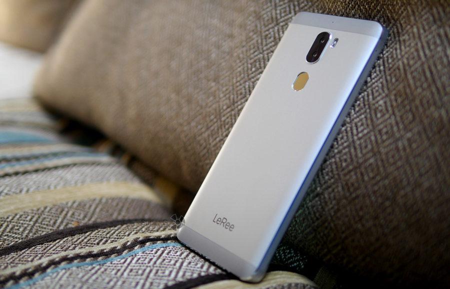 Тестирование смартфона LeRee Le 3