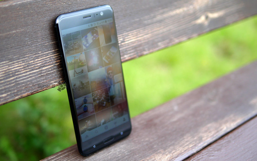Экран HTC U11