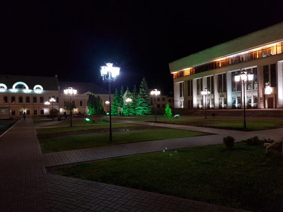 Пример ночного фото с камеры Samsung Galaxy S7 Edge (3)