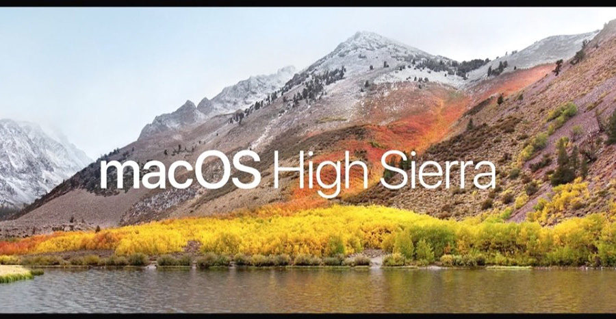 Mac OS High Sierra