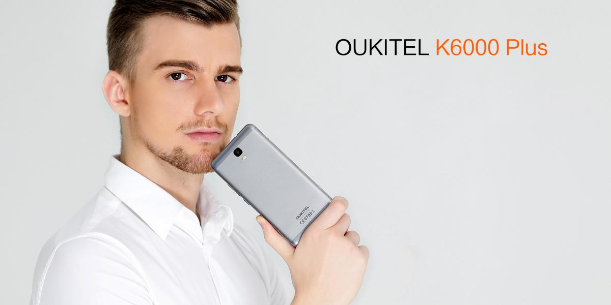 Oukitel K6000 Plus цена