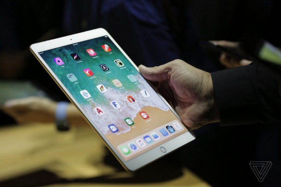 iPad Pro 2017 фото