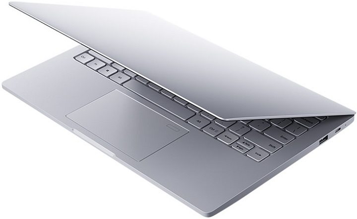 Xiaomi Mi Notebook Air 13.3 (2017) дизайн