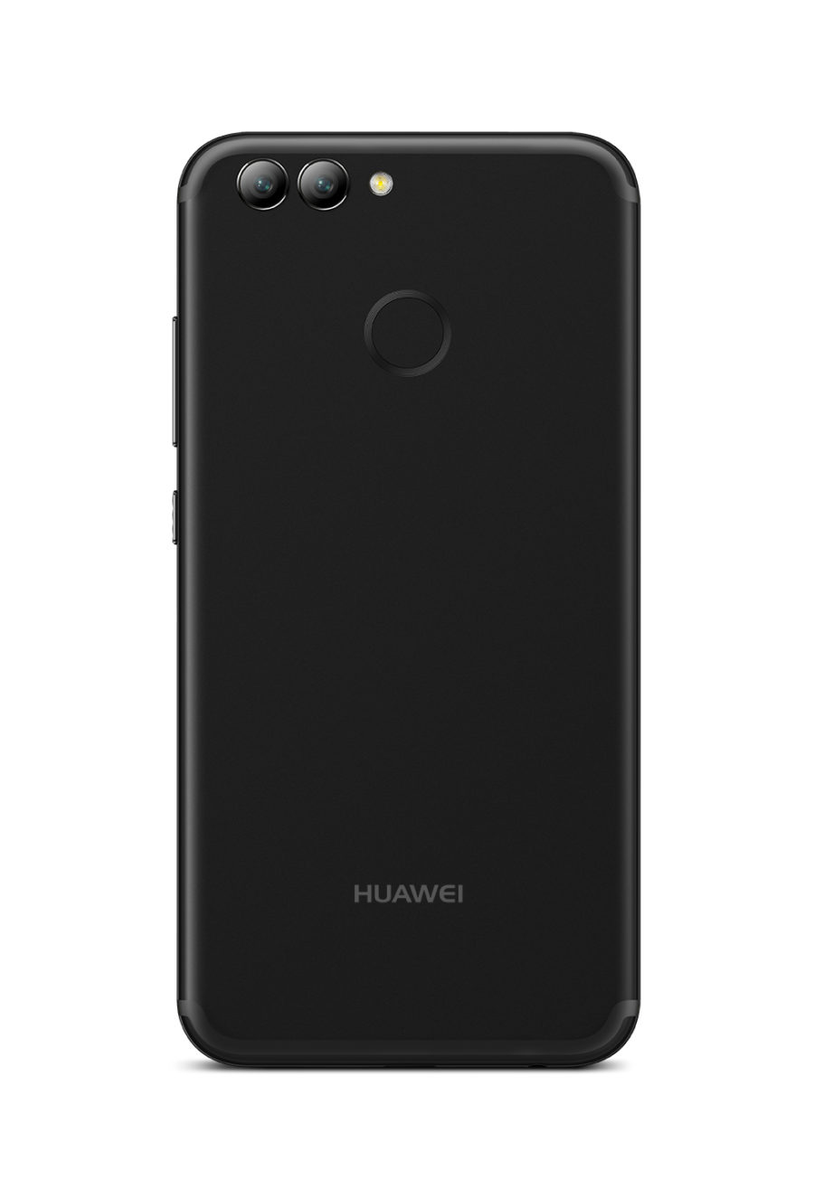 Графитовый-чёрный Huawei nova 2