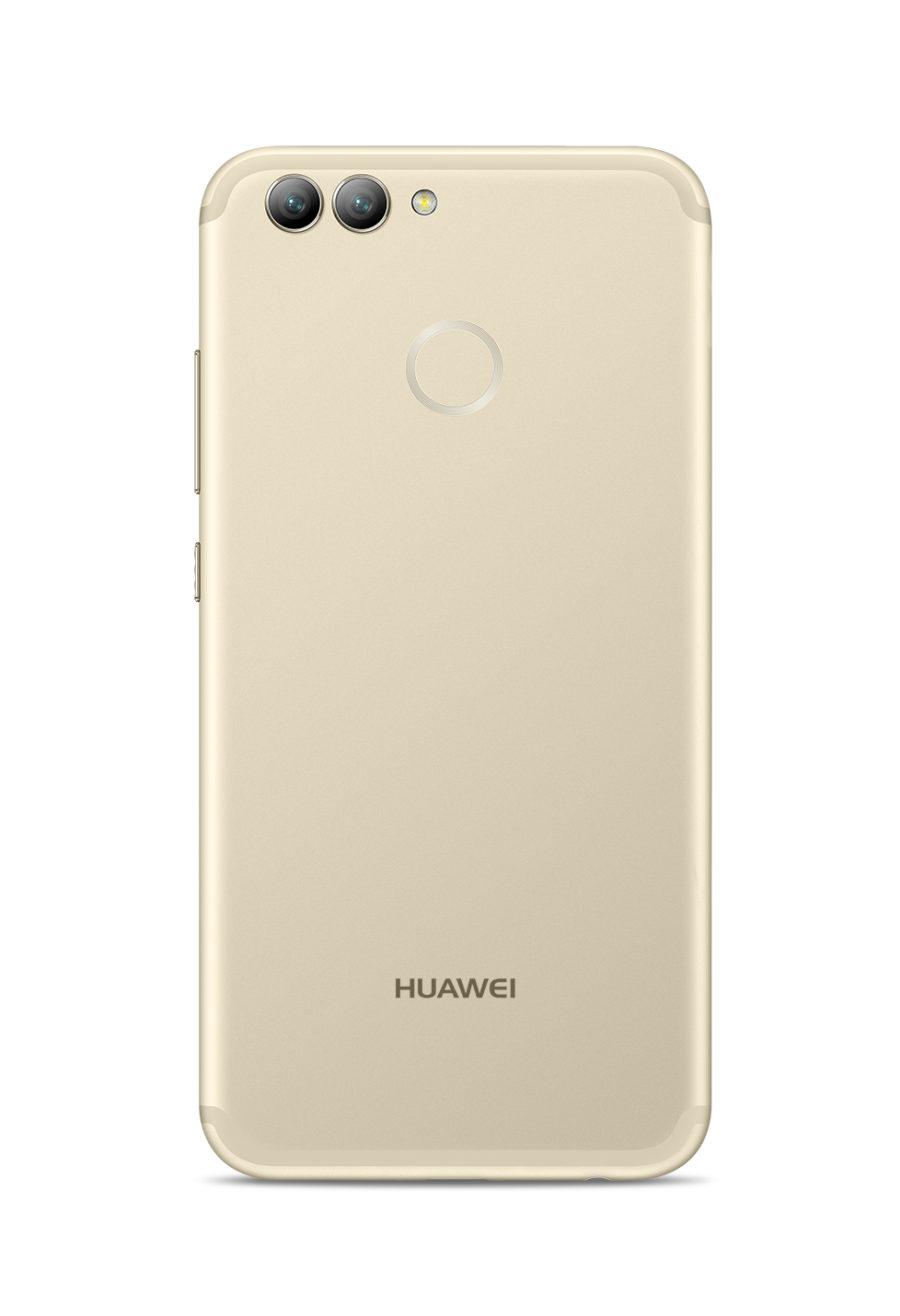 Золотой Huawei nova 2