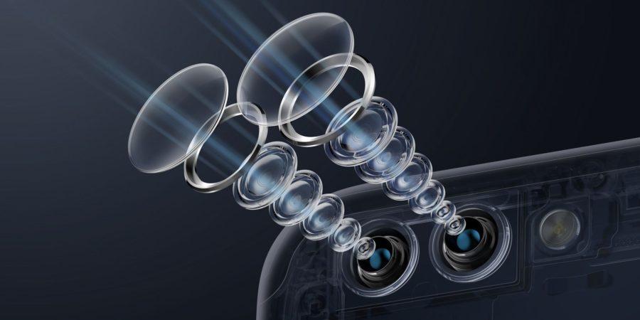 Камера Huawei nova 2