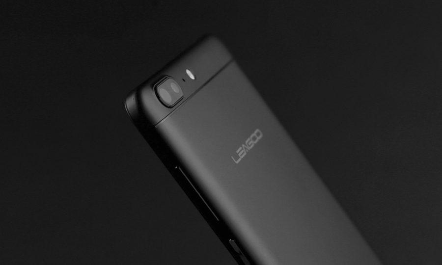 Две камеры Leagoo T5