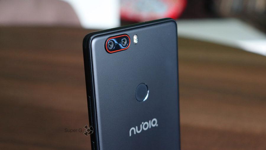 Камеры Nubia Z17